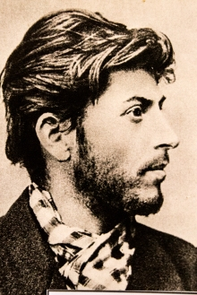 The young Stalin
